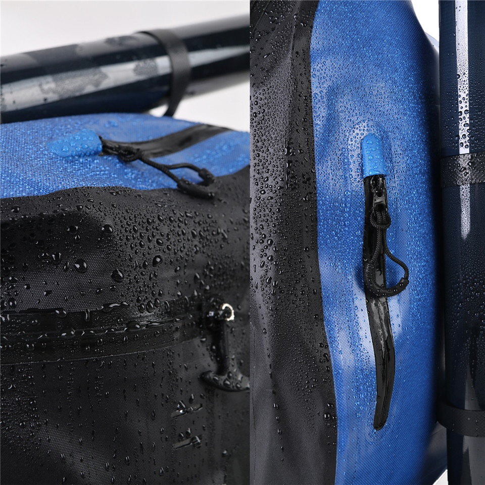 Vodovzdorný batoh Leichi Weatherly Avid Waterproof Backpack 25 L - Detail