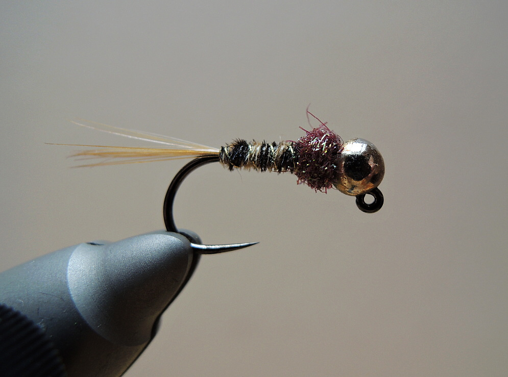 AR May Fly Tungsten Jig
