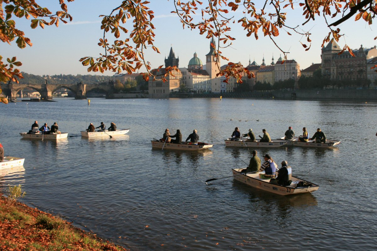Prague's historical city center creates special atmosphere of the competition