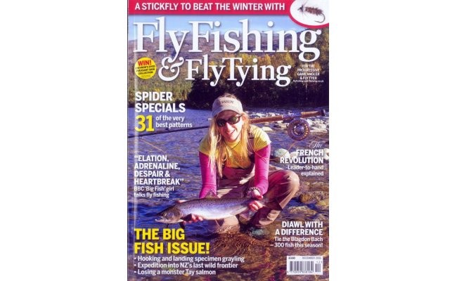 Fly Fishing & Fly Tying Magazine 2016 Fly Fishing & Fly Tying Magazine 2016 Leden